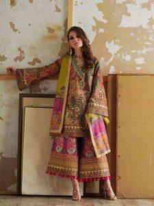 Shamaeel Ansari Present Nation Culture Design Dress (5)
