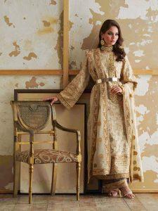 Shamaeel Ansari Present Nation Culture Design Dress (6)