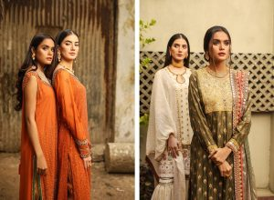 Yasmeen Jiwa Wedding Festive Dress Looks 2019-20 (1)