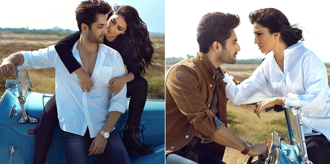 Ayeza Khan and Danish Taimoor Latest Sizzle Photoshoot (1)