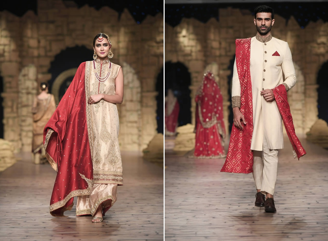 Bridal Ready to Wear Collection at PHBCW 2019-20 By House of Mehdi (1)