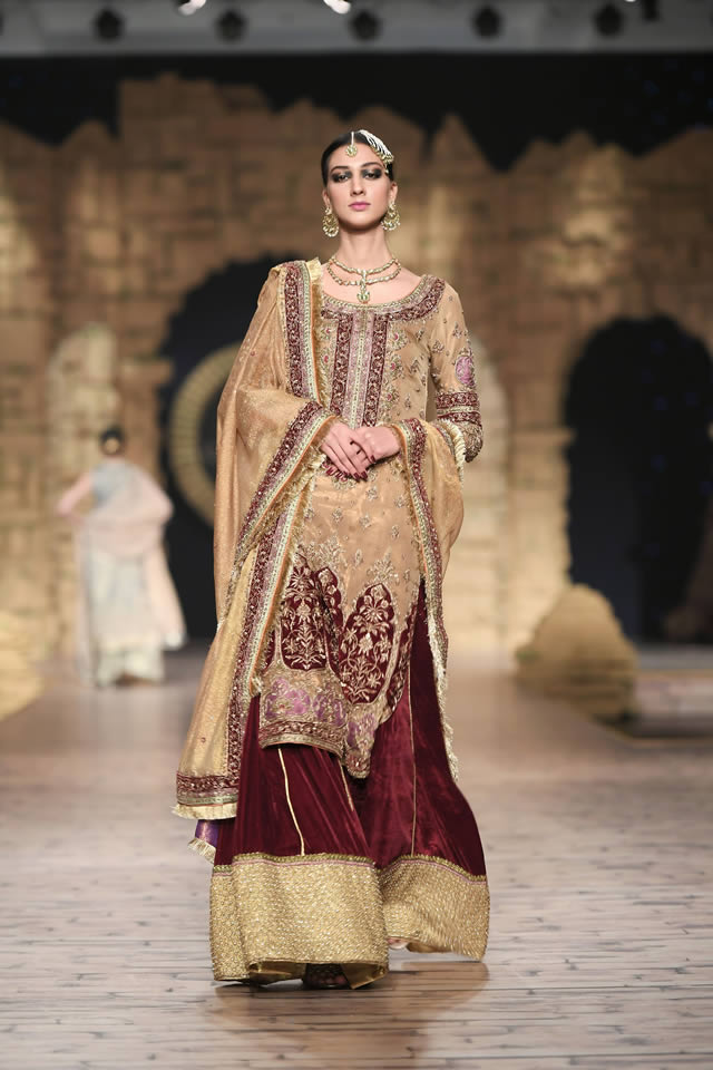 Bridal Ready to Wear Collection at PHBCW 2019-20 By House of Mehdi (10)