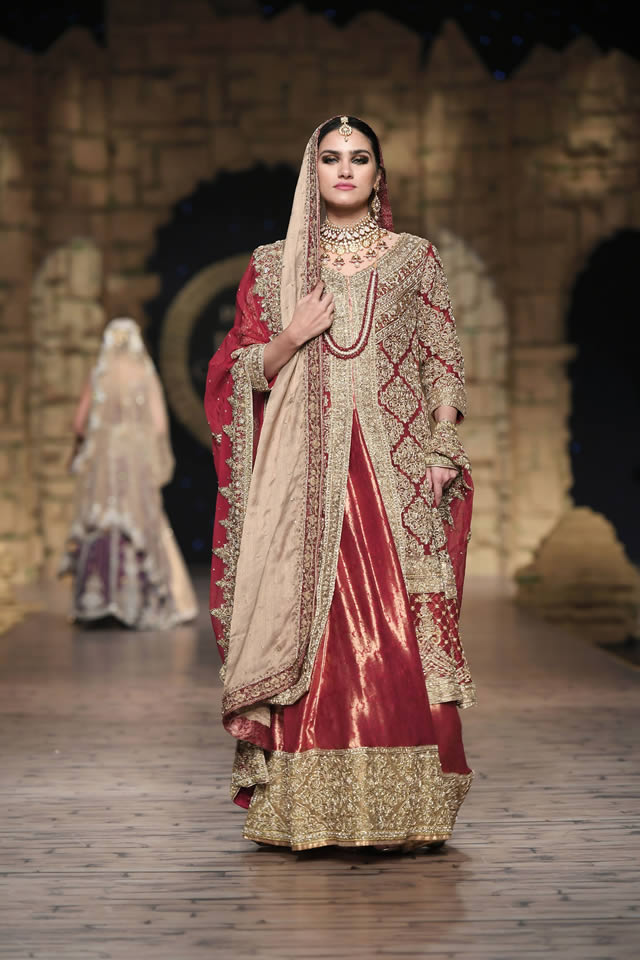 Bridal Ready to Wear Collection at PHBCW 2019-20 By House of Mehdi (16)