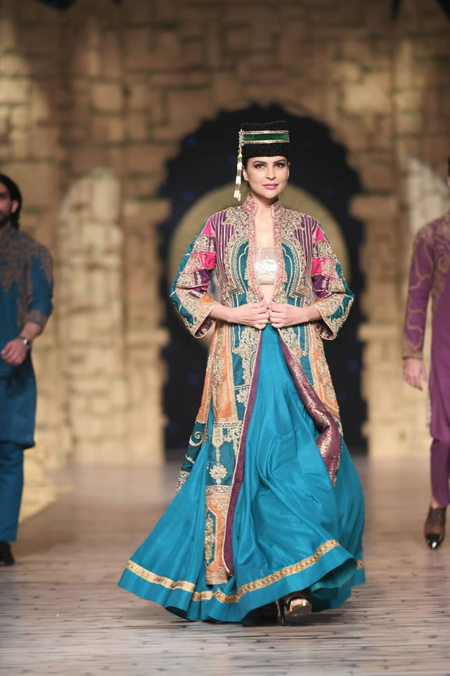 Bridal Ready to Wear Collection at PHBCW 2019-20 By House of Mehdi (17)