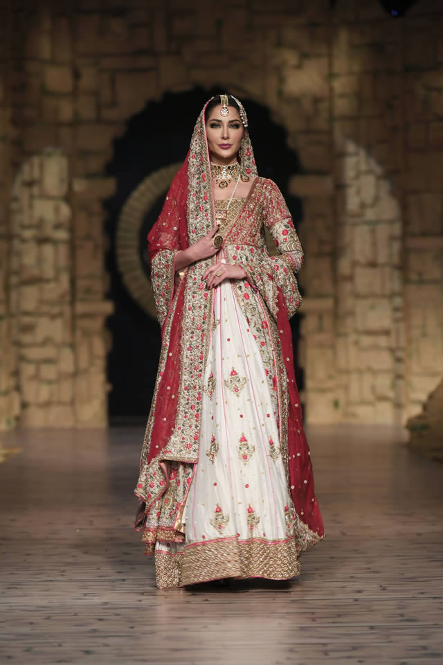 Bridal Ready to Wear Collection at PHBCW 2019-20 By House of Mehdi (21)