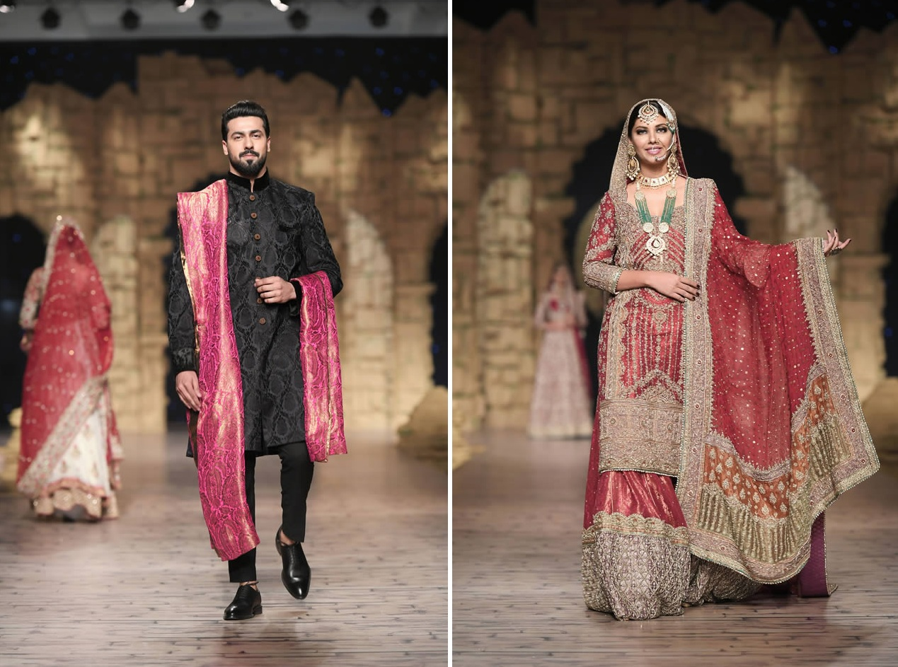 Bridal Ready to Wear Collection at PHBCW 2019-20 By House of Mehdi (23)
