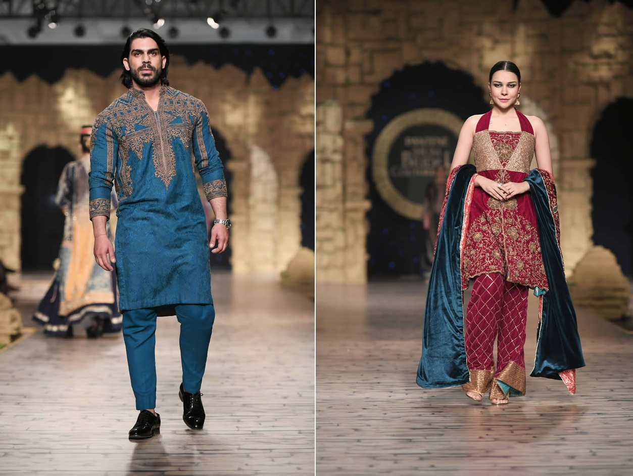 Bridal Ready to Wear Collection at PHBCW 2019-20 By House of Mehdi (24)