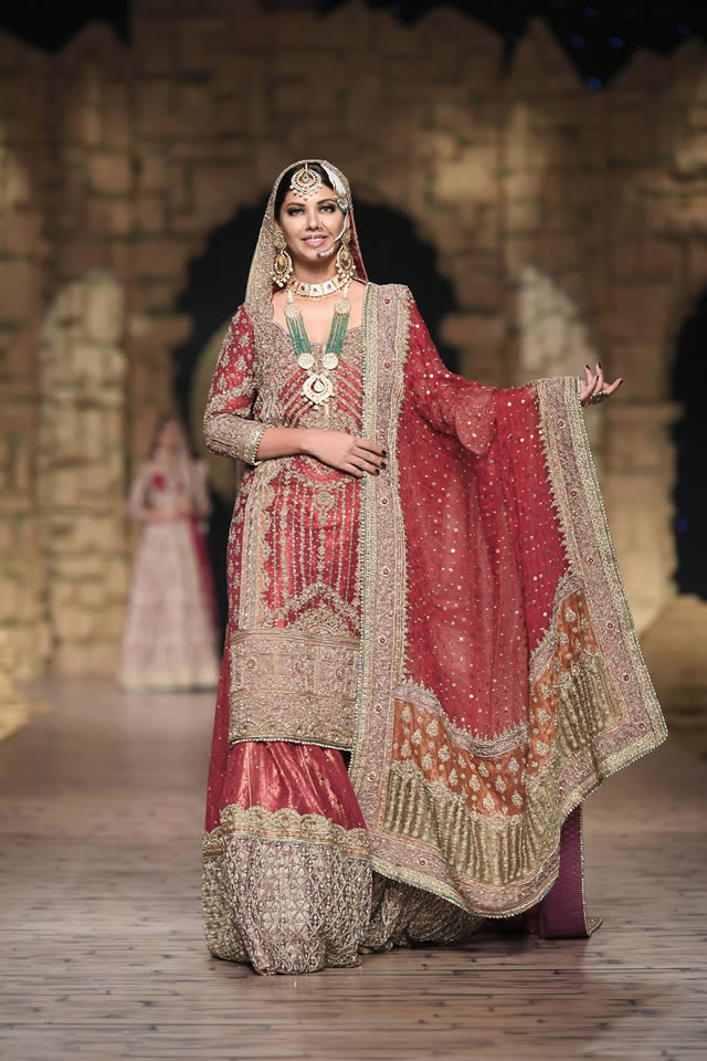 Bridal Ready to Wear Collection at PHBCW 2019-20 By House of Mehdi (5)