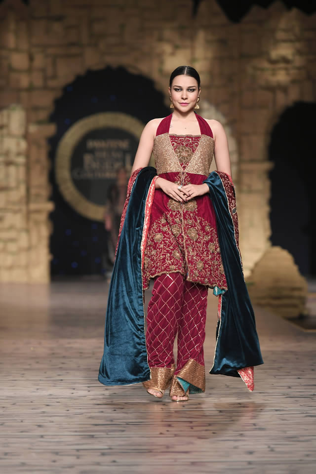 Bridal Ready to Wear Collection at PHBCW 2019-20 By House of Mehdi (7)
