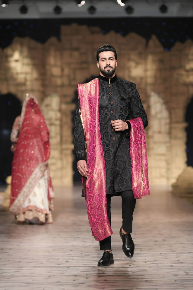 Bridal Ready to Wear Collection at PHBCW 2019-20 By House of Mehdi (9)