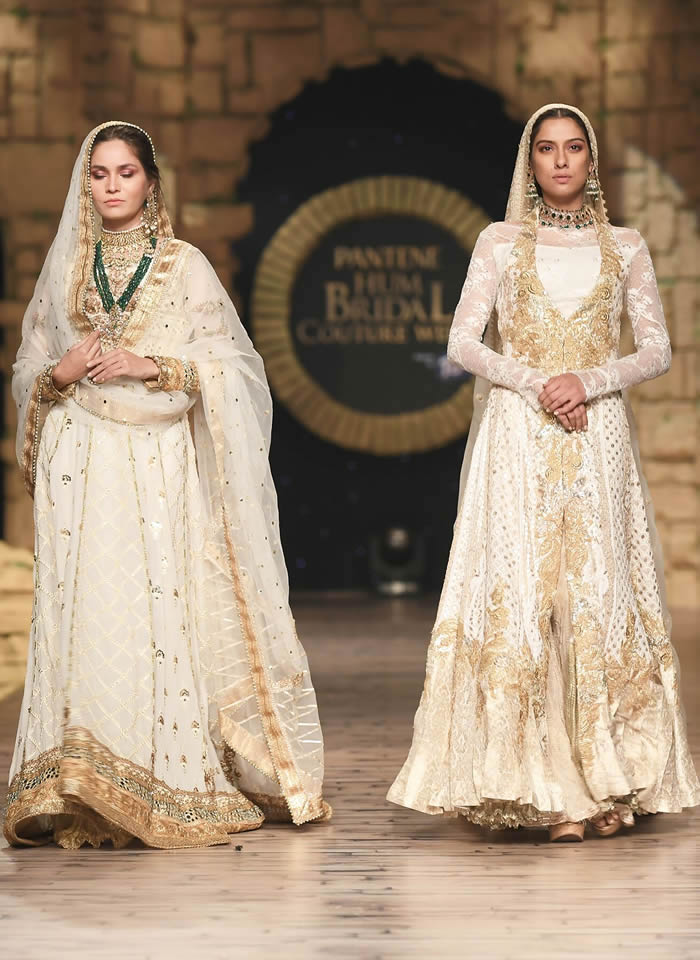 Dastaan-e-Firdaus Bridal Collection at PHBCW19 By Nilofer Shahid (15)