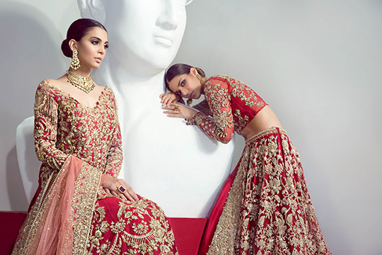 Fashion Forward Wedding Couture Collection By Shiza Hassan (19)