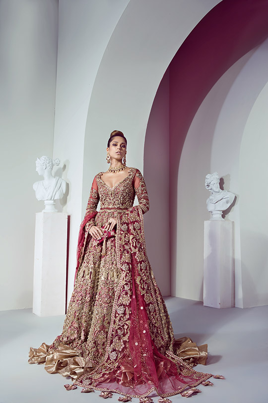 Fashion Forward Wedding Couture Collection By Shiza Hassan (23)
