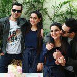 Fatima Effendi Actress Birthday Celebration with Family (5)