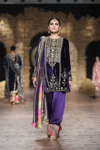Gul Mohar Luxury Dresses Collection at Bridal Couture Week 2019-20 by Honey Waqar (9)