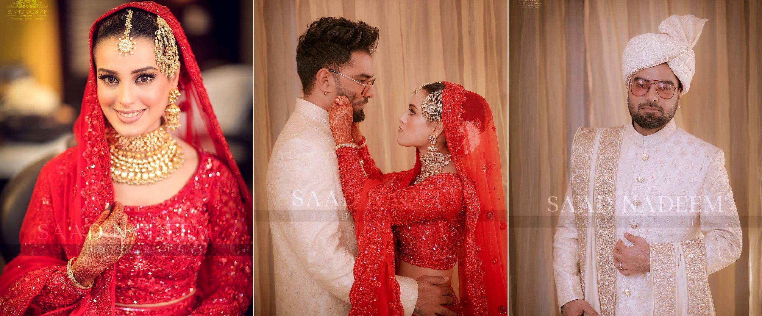 Iqra Aziz and Yasir Hussain Wedding Pictures (2)