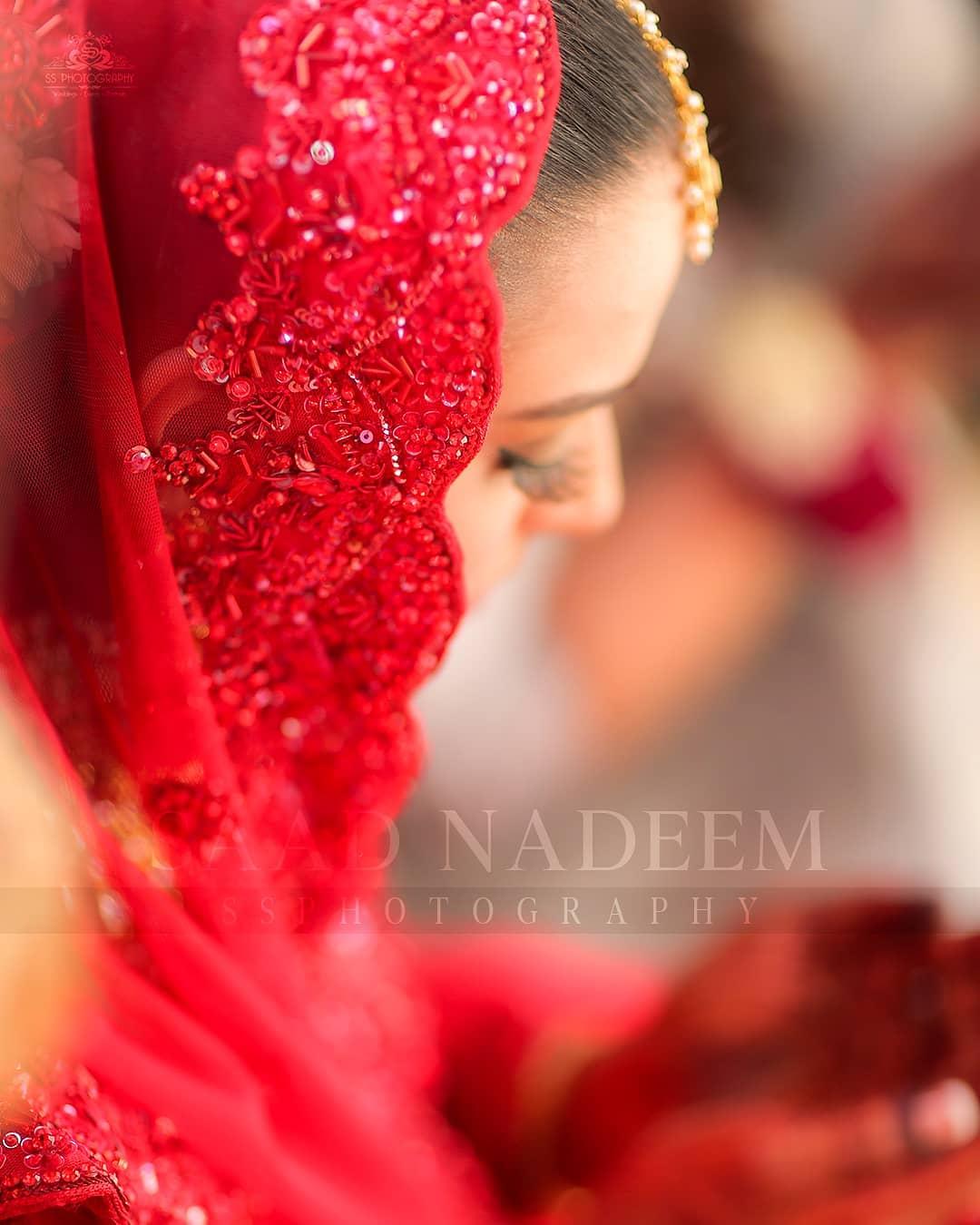 Iqra Aziz and Yasir Hussain Wedding Pictures (22)