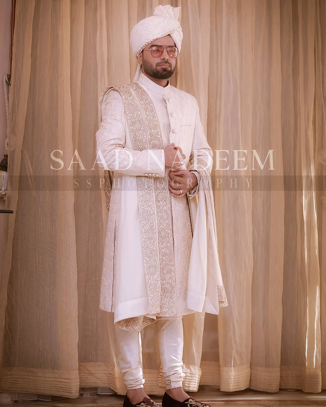Iqra Aziz and Yasir Hussain Wedding Pictures (30)