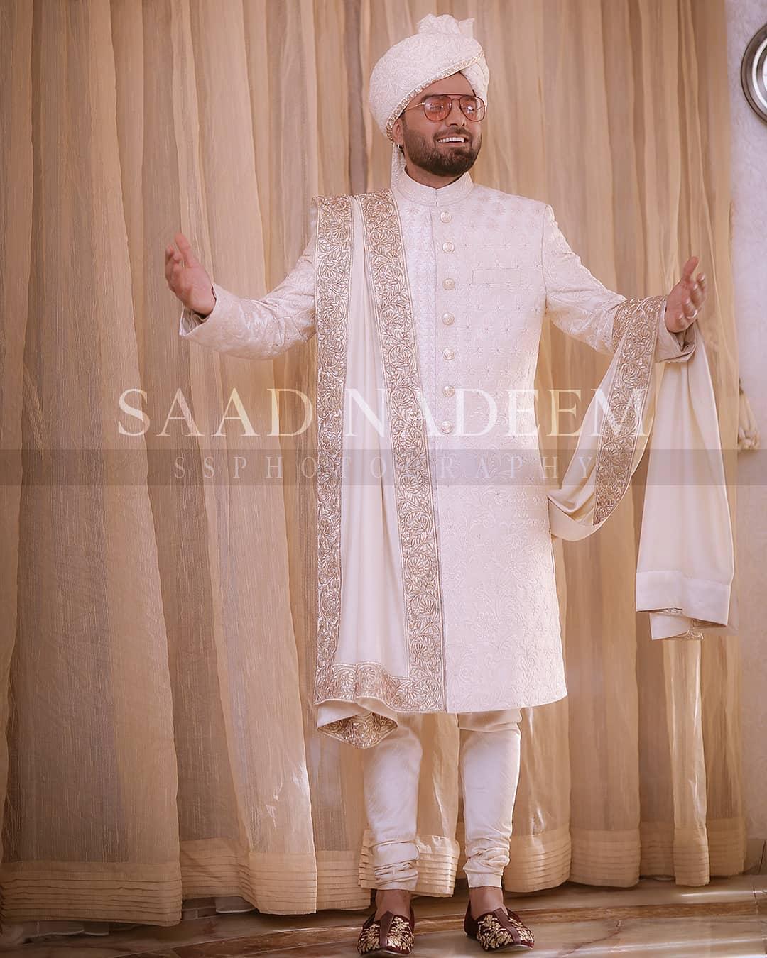 Iqra Aziz and Yasir Hussain Wedding Pictures (32)
