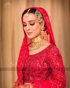 Iqra Aziz and Yasir Hussain Wedding Pictures (40)