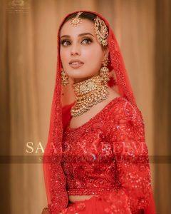 Iqra Aziz and Yasir Hussain Wedding Pictures (41)