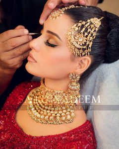 Iqra Aziz and Yasir Hussain Wedding Pictures (5)