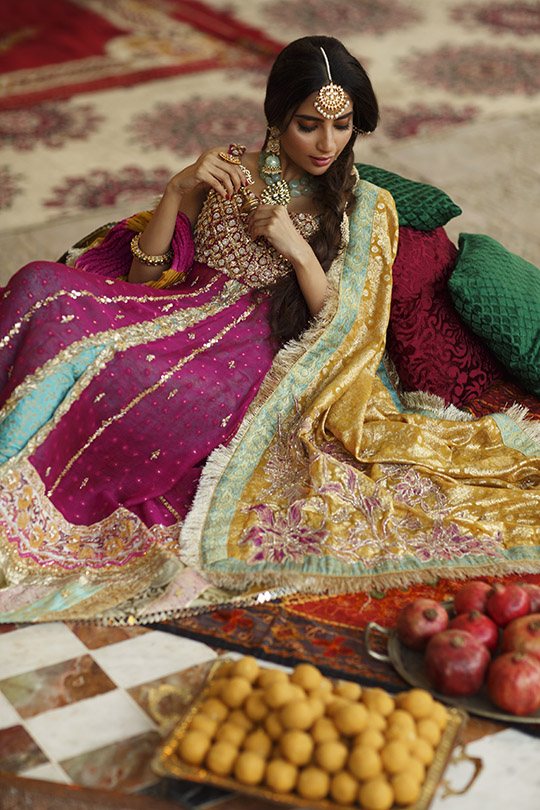 Lakhna'u Festive Wear Collection By Zainab Salman (11)
