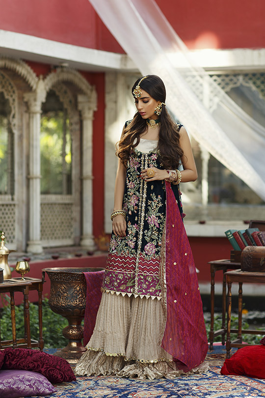 Lakhna'u Festive Wear Collection By Zainab Salman (2)