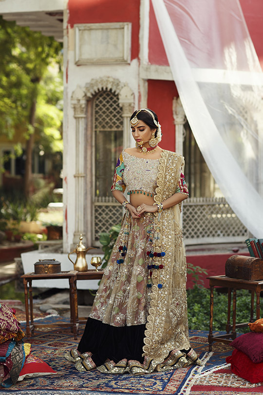 Lakhna'u Festive Wear Collection By Zainab Salman (4)