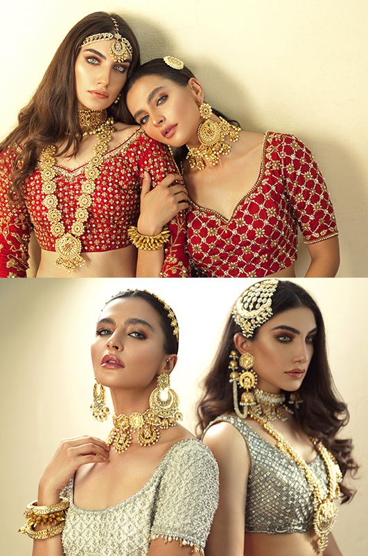 Latest Bridesmaid Jewelry Designs By Ali Javeri Jewelers (2)