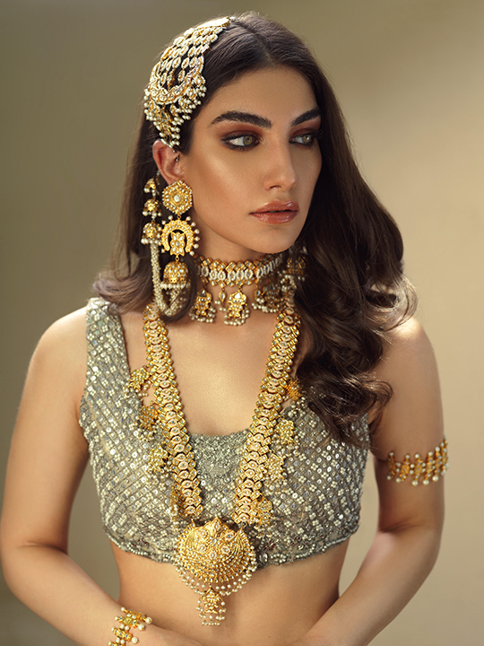 Latest Bridesmaid Jewelry Designs By Ali Javeri Jewelers (7)