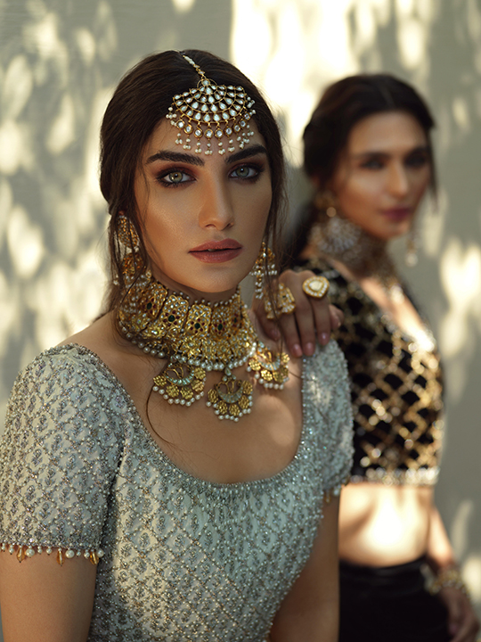 Latest Bridesmaid Jewelry Designs By Ali Javeri Jewelers (9)