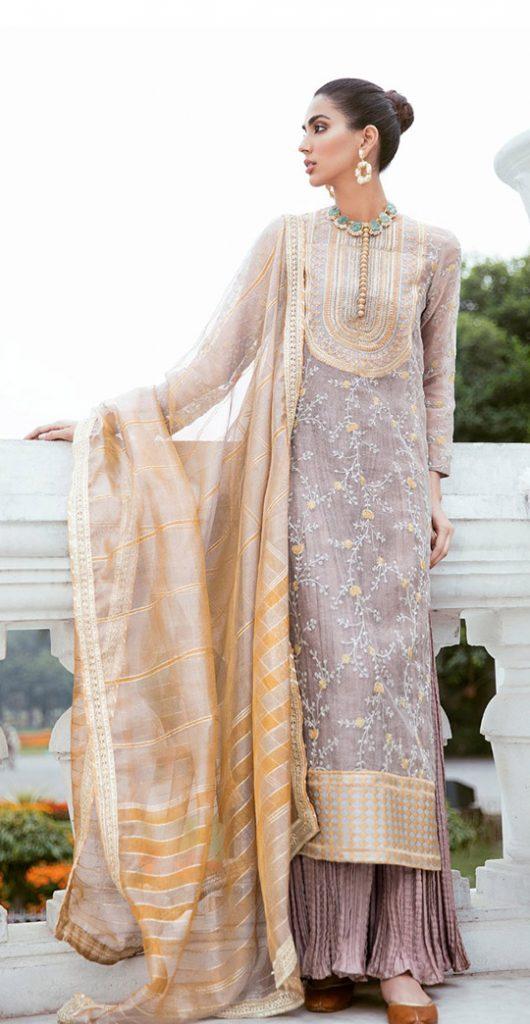 Luxury Dresses Designs Looks By Cross Stitch (5)