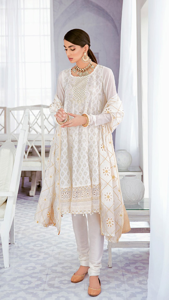 Luxury Dresses Designs Looks By Cross Stitch (6)
