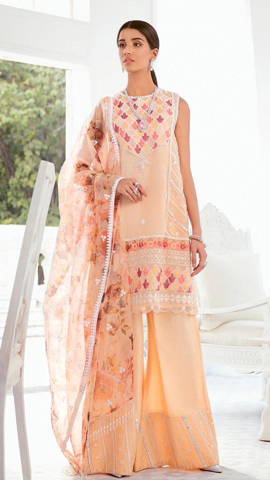 Luxury Dresses Designs Looks By Cross Stitch (8)