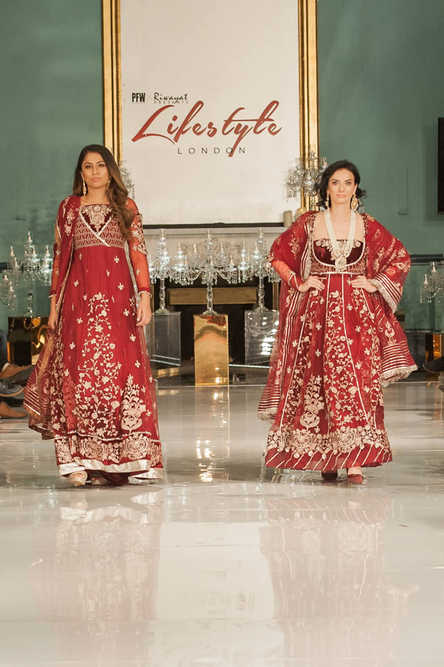 Noor Embroidered Winter Festive 2019-20 Collection at Lifestyle London By Saadia Asad (14)