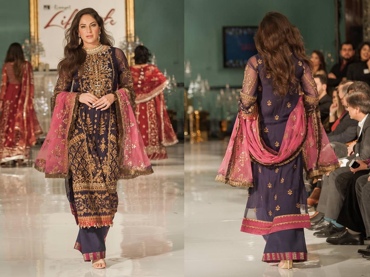 Noor Embroidered Winter Festive 2019-20 Collection at Lifestyle London By Saadia Asad (2)