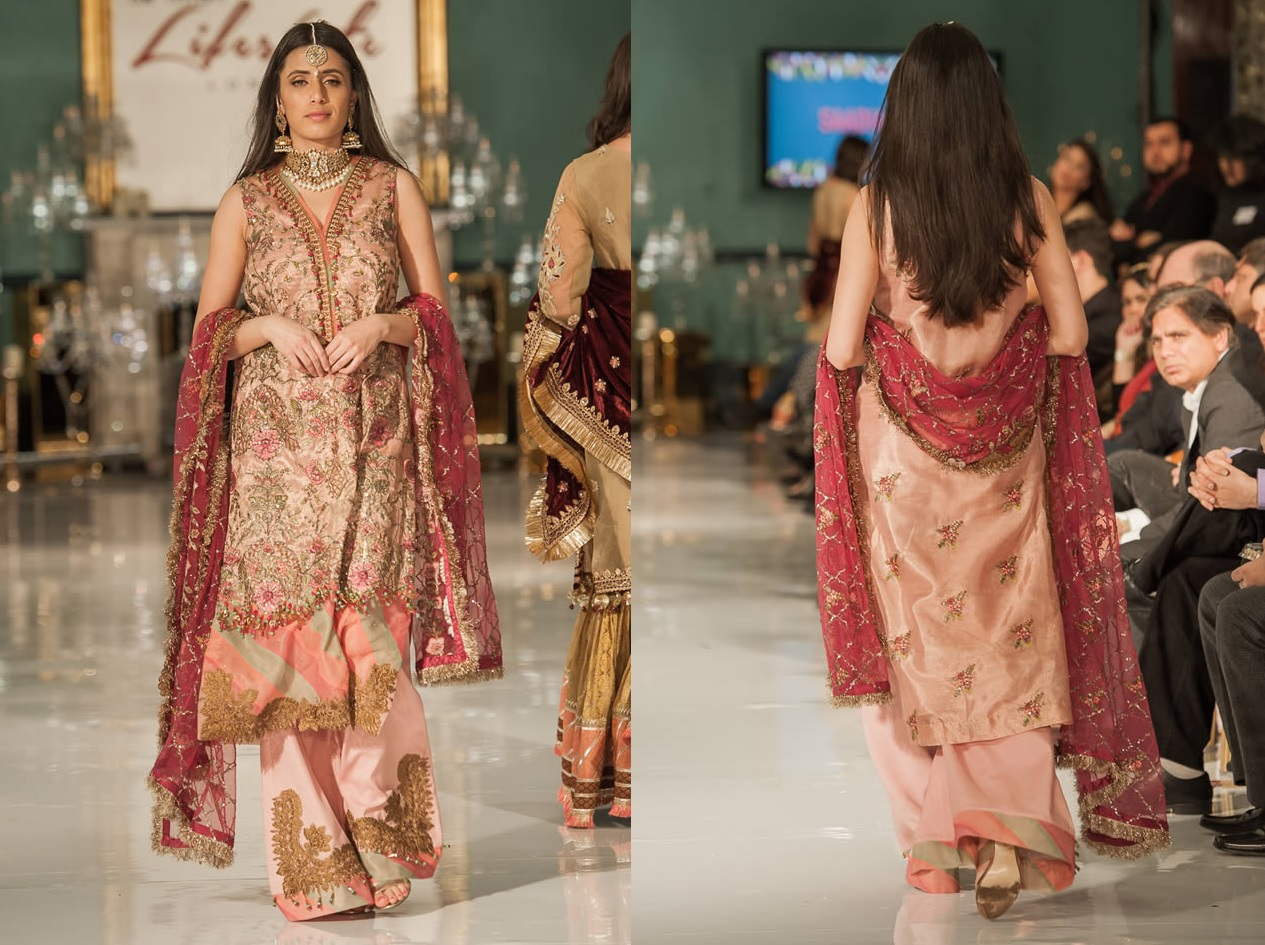 Noor Embroidered Winter Festive 2019-20 Collection at Lifestyle London By Saadia Asad (3)