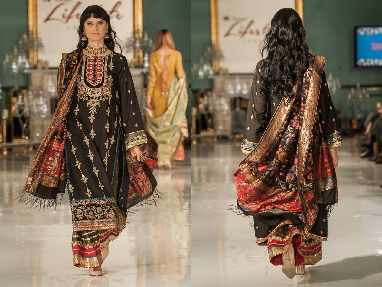 Noor Embroidered Winter Festive 2019-20 Collection at Lifestyle London By Saadia Asad (37)