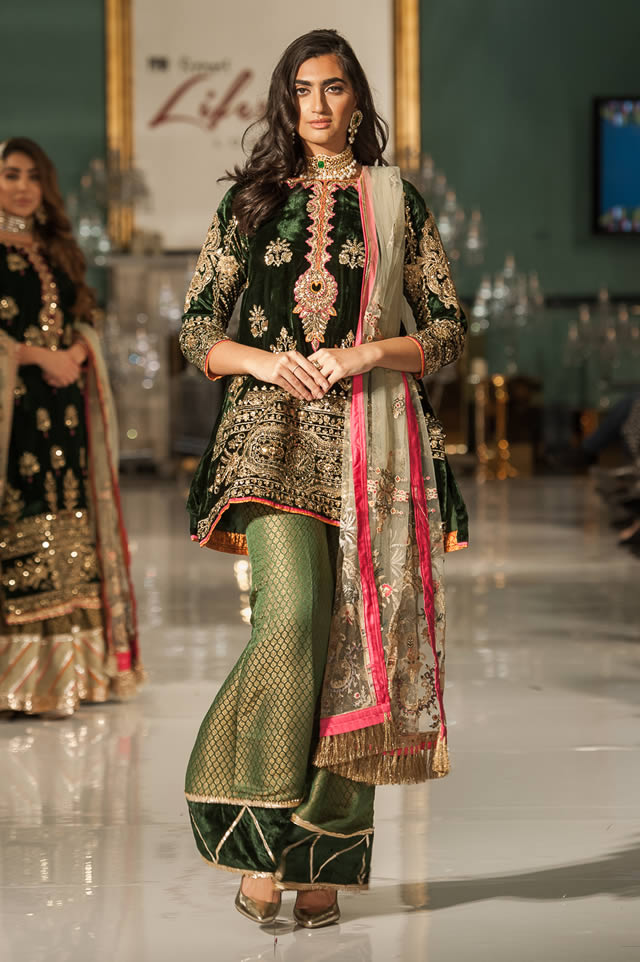 Noor Embroidered Winter Festive 2019-20 Collection at Lifestyle London By Saadia Asad (6)