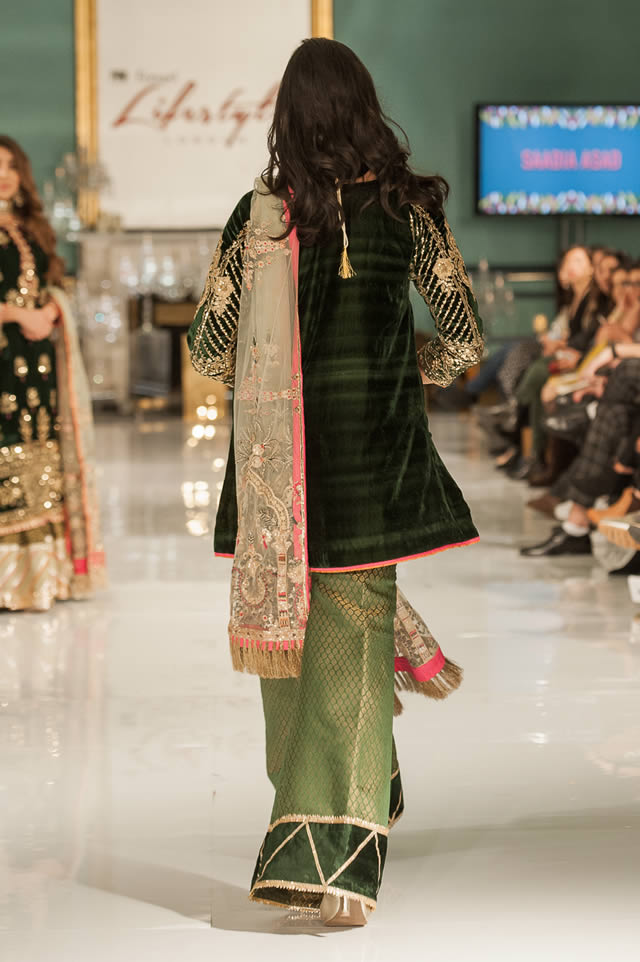 Noor Embroidered Winter Festive 2019-20 Collection at Lifestyle London By Saadia Asad (7)