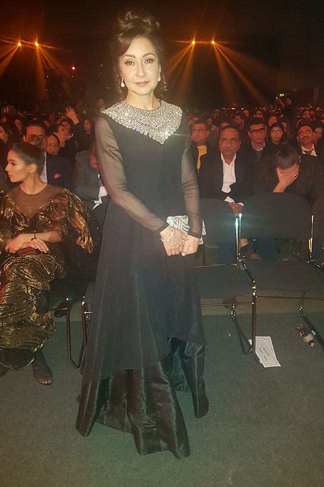 Pakistani Famous Celebrities Spoting at IPPA Oslo By Storm (18)