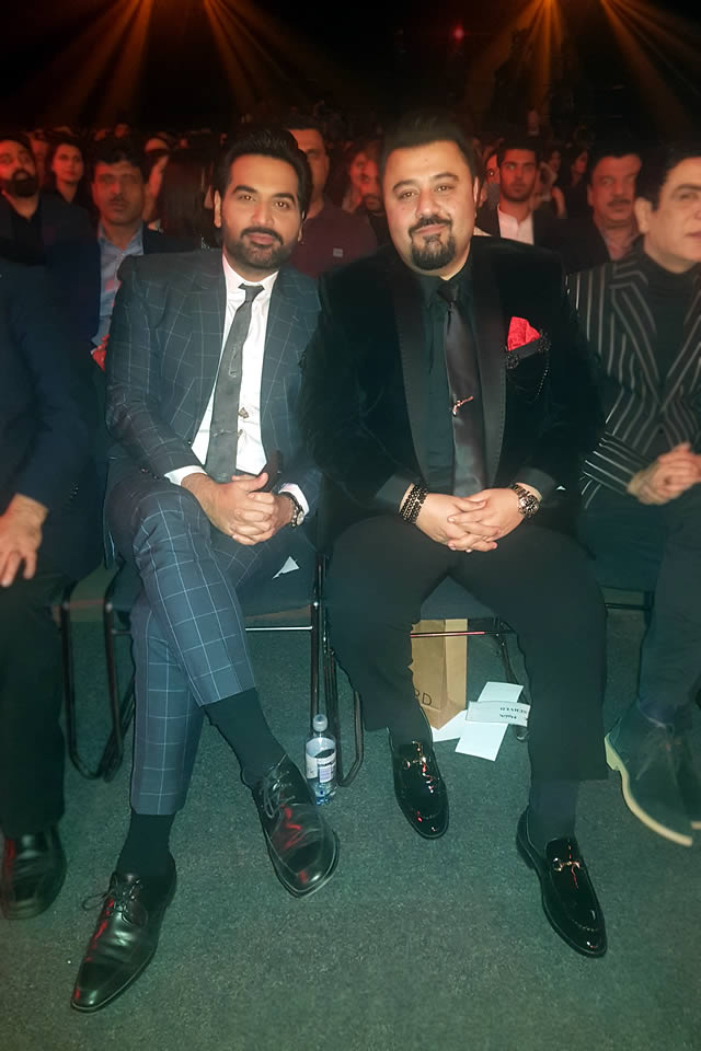Pakistani Famous Celebrities Spoting at IPPA Oslo By Storm (2)