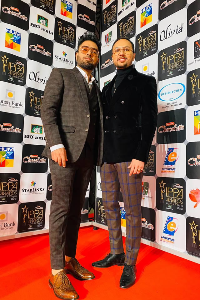 Pakistani Famous Celebrities Spoting at IPPA Oslo By Storm (9)