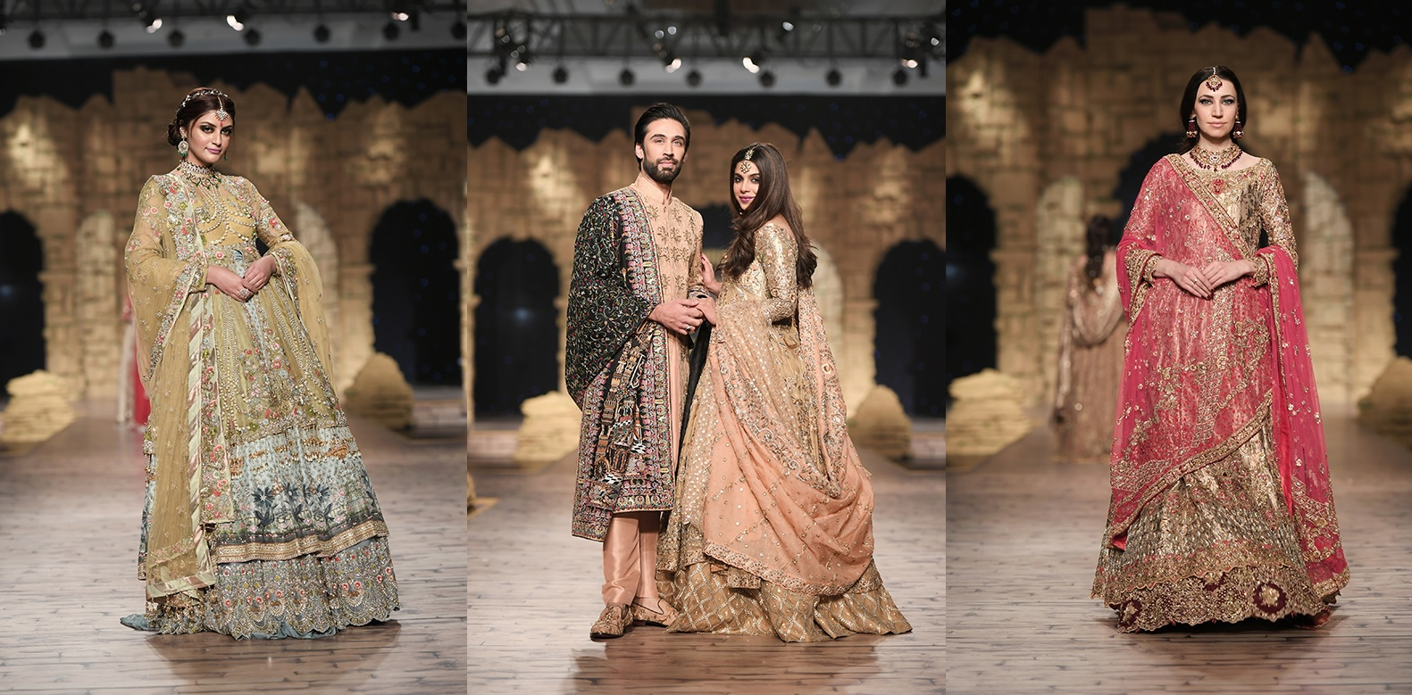Shamsha Hashwani, Umsha By Uzma Babar and Anaya By Kiran Chaudhry Collections At PHBCW (60)
