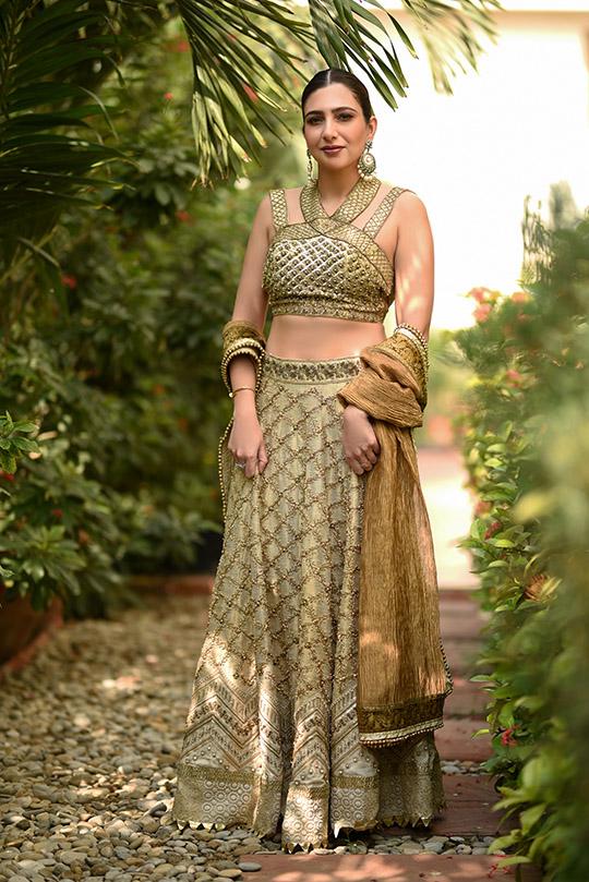 Wedding Luxury Dresses Style 2020 Decoded By Natasia Paul 10