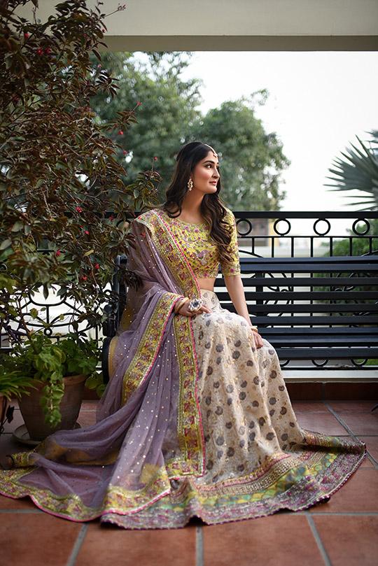 Wedding Luxury Dresses Style 2020 Decoded By Natasia Paul 20