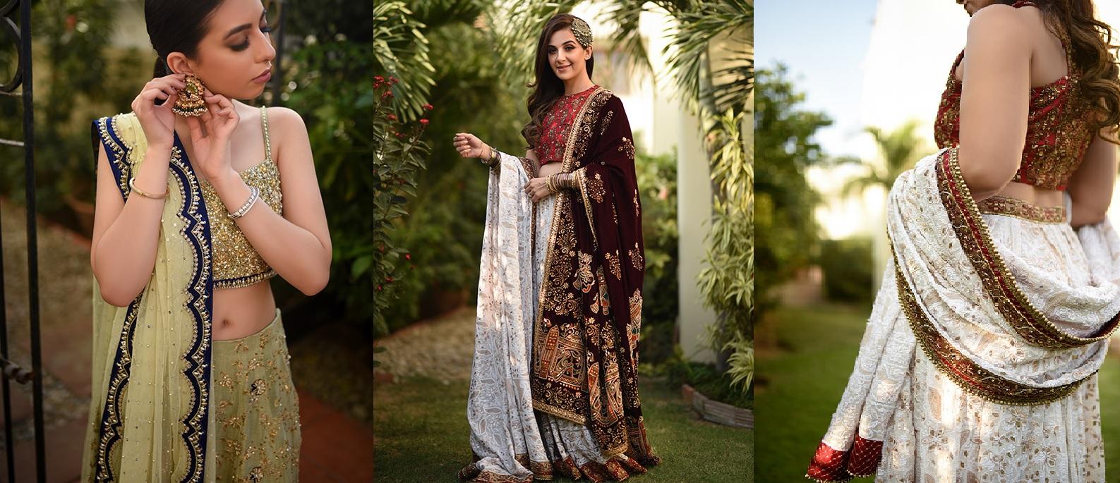 Wedding Luxury Dresses Style 2020 Decoded By Natasia Paul 22