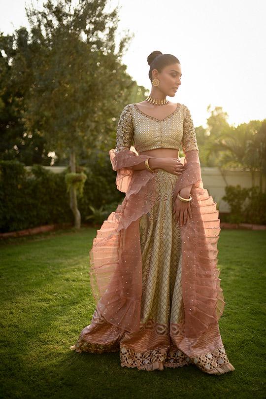 Wedding Luxury Dresses Style 2020 Decoded By Natasia Paul 6