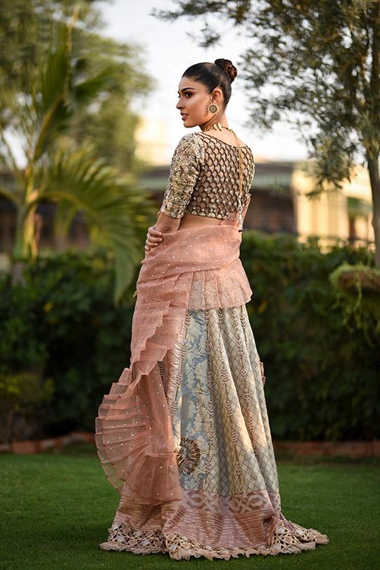 Wedding Luxury Dresses Style 2020 Decoded By Natasia Paul 7
